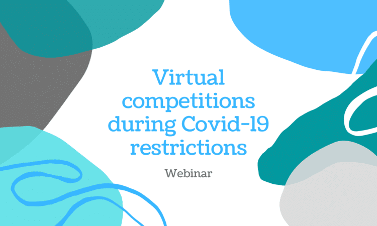 Virtual competitions during Covid-19 restrictions
