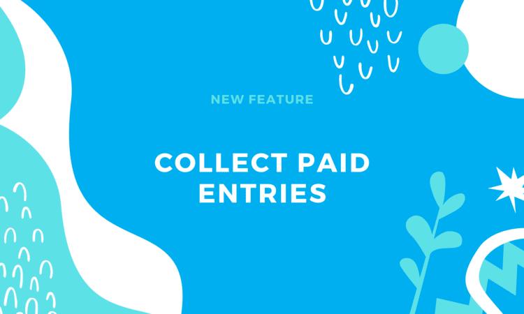 New feature alert: Online payment